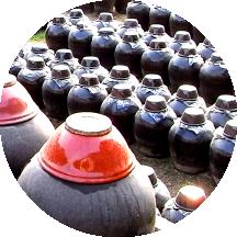 鹿児島県産有機黒酢